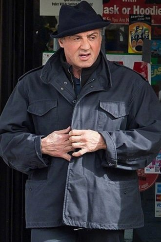 Movie Creed Rocky Balboa Jacket