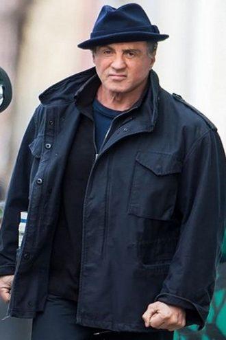 Creed Sylvester Stallone Rocky Balboa Jacket