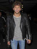 Eyal Booker Leather Jacket