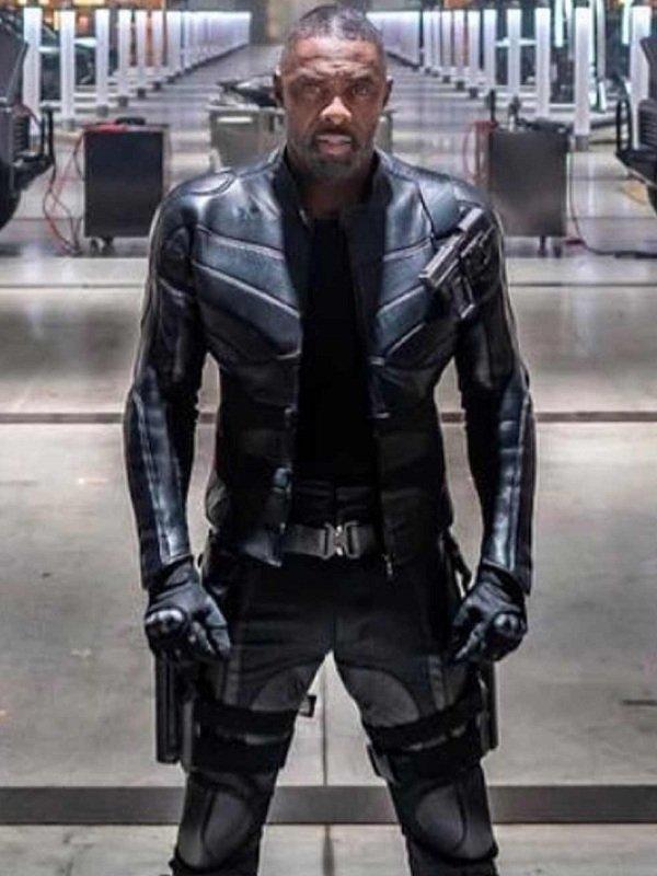 Idris Elba Fast & Furious Hobbs & Shaw Brixton Jacket
