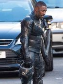 Idris Elba Fast & Furious Hobbs & Shaw Brixton Leather Jacket