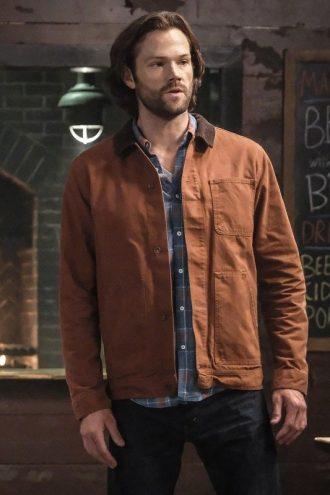 Jared Padalecki Supernatural Sam Winchester Jacket
