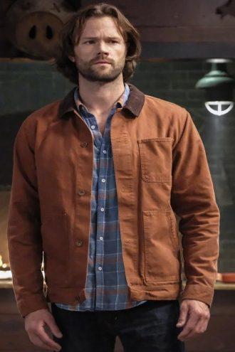 Supernatural Jared Padalecki Brown Jacket