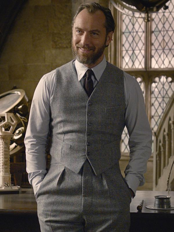 Fantastic Beasts The Crimes of Grindelwald Albus Dumbledore Vest