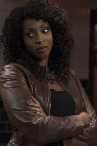 Lisa Berry Supernatural Billie Leather Jacket