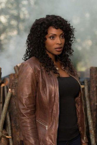 Supernatural Lisa Berry Brown Leather Jacket