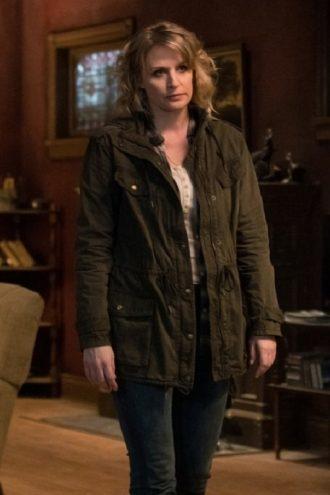 Supernatural Samantha Smith Hoodie Jacket