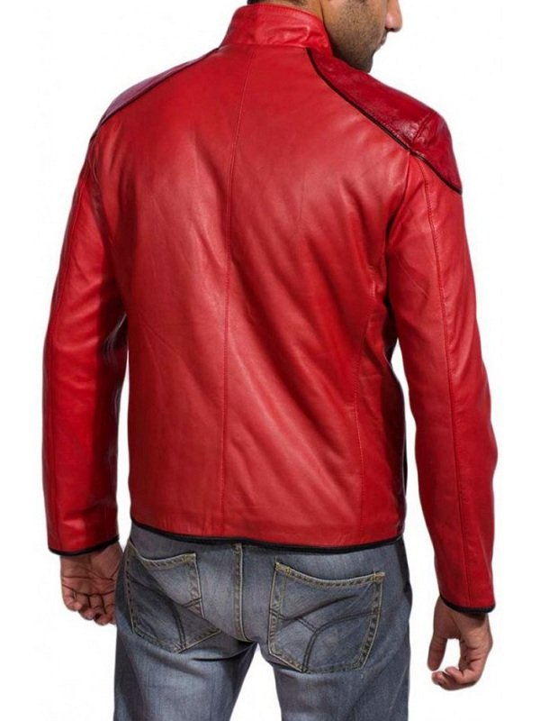Shazam Movie Captain Marvel Jacket