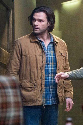 Sam Winchester Supernatural Jared Padalecki Jacket