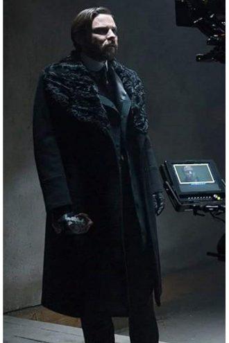 The Alienist Dr Laszlo Kreizler Trench Coat