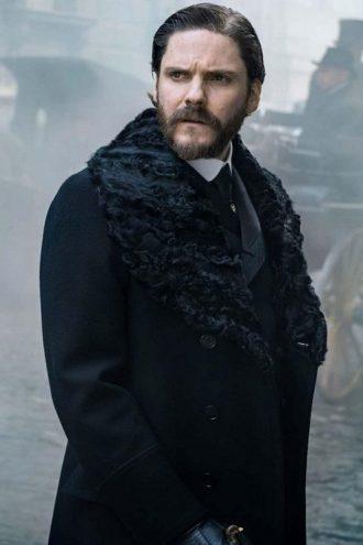 The Alienist Dr Laszlo Kreizler Black Coat