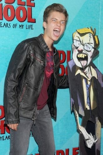 American Actor Thomas Barbusca Leather Jacket