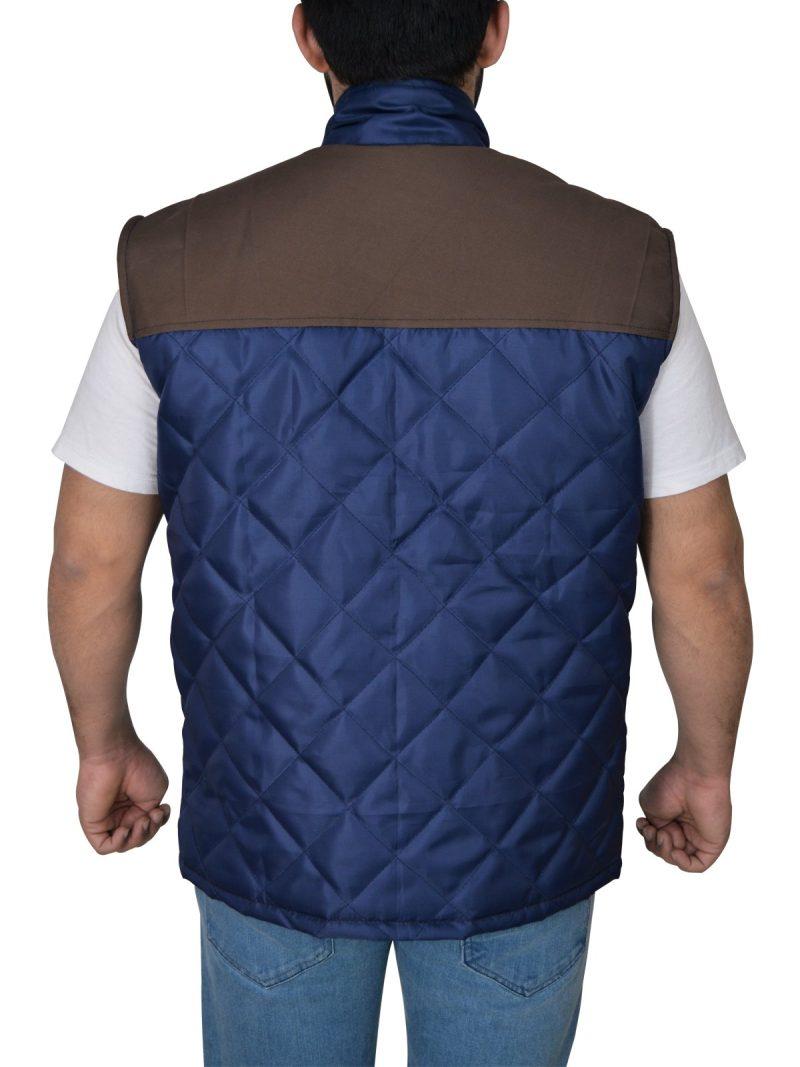 Alex Roe The 5th Wave Evan Walker Vest