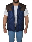 The 5th Wave Alex Roe Quilted Vest