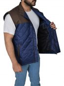 The 5th Wave Alex Roe Quilted Design Vest