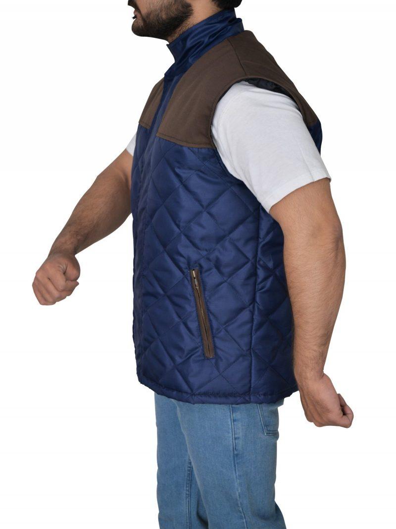 The 5th Wave Evan Walker Quilted Vest