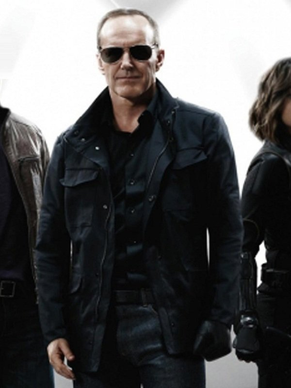 Agents Of Shield Clark Gregg Jacket