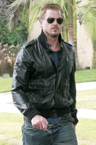 Eric Dane Grey's Anatomy Bomber Jacket
