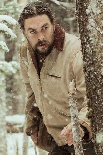 Jason Momoa Joe Braven Stylish Brown Leather Jacket