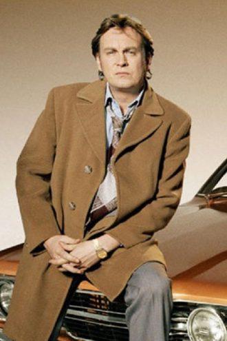 Life On Mars Philip Glenister Trench Coat