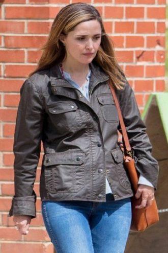 Rose Byrne Instant Family Jacket