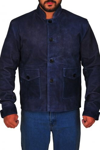 Commander Spock Suede Jacket