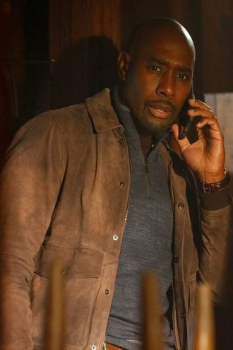 Morris Chestnut The Enemy Within Will Keaton Jacket