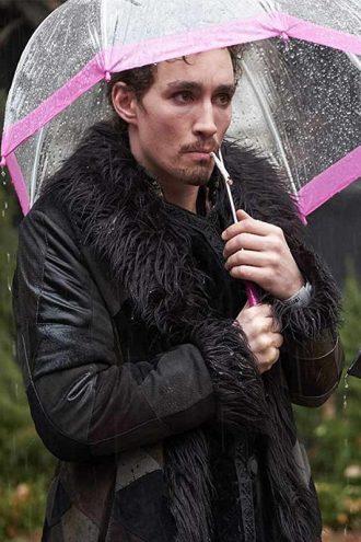 Klaus The Umbrella Academy Trench Coat