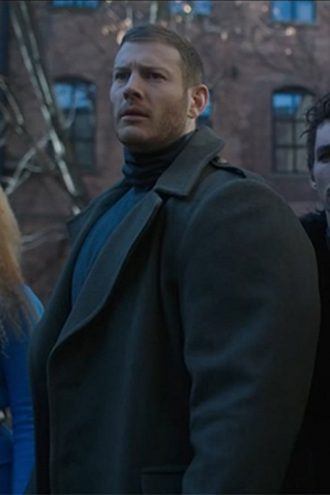 Umbrella Academy Luther Hargreeves Coat
