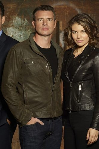 Whiskey Cavalier Will Chase Brown Jacket
