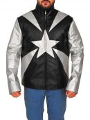 Vanilla Ice Word To Your Mother Star Logo Jacket