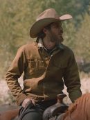 Dave Annable Yellowstone Lee Dutton Jacket