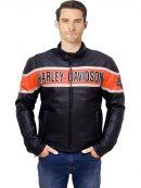 biker jacket, Lane leather jacket