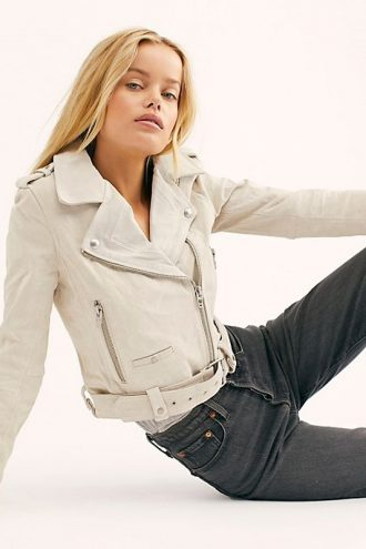 Women's Fashion,Leather Jacket