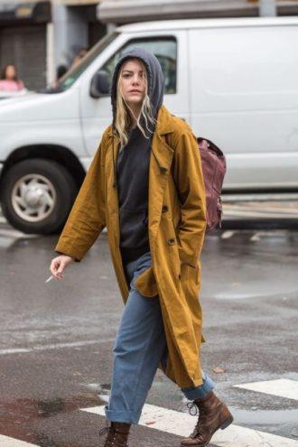 Women's Fashion, Button Style
