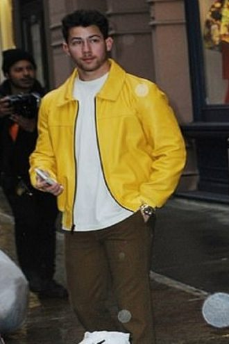 Shirt Style Collar, Rib Knit Style Cuffs