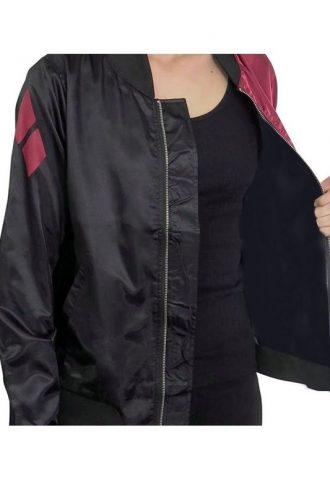 DC Marvel Comic Heroine Harley Quinn Costume Jacket