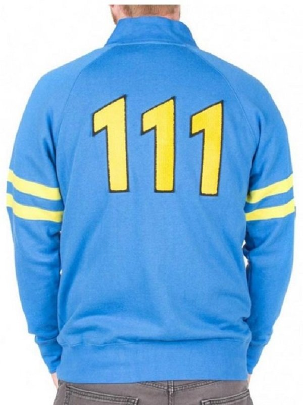Fallout 4 Vault jacket, Men's Fashion