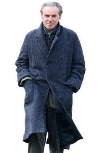 Phantom Thread Reynolds Woodcock Coat