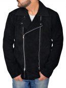 Ryan Eggold The Blacklist Suede Leather Jacket