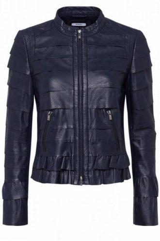 Slimfit,Leather Jacket