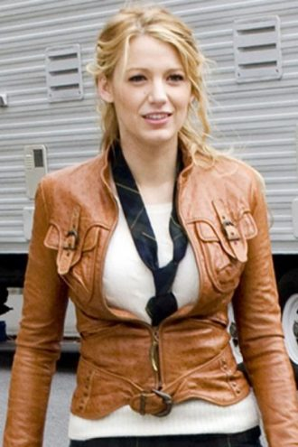 Brown Leather Jacket, Ladies Leather Jacket