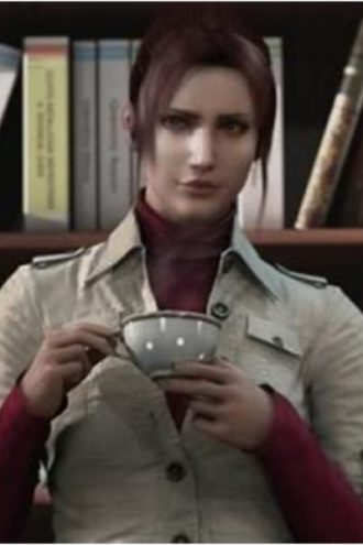 Claire-Redfield jacket, Gaming Jacket