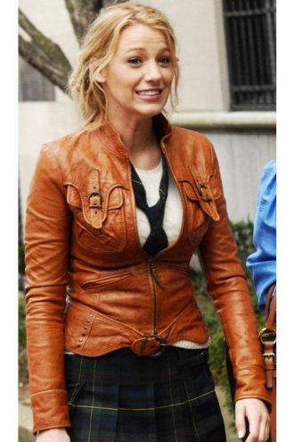 Leather Jacket, Women's Fashion