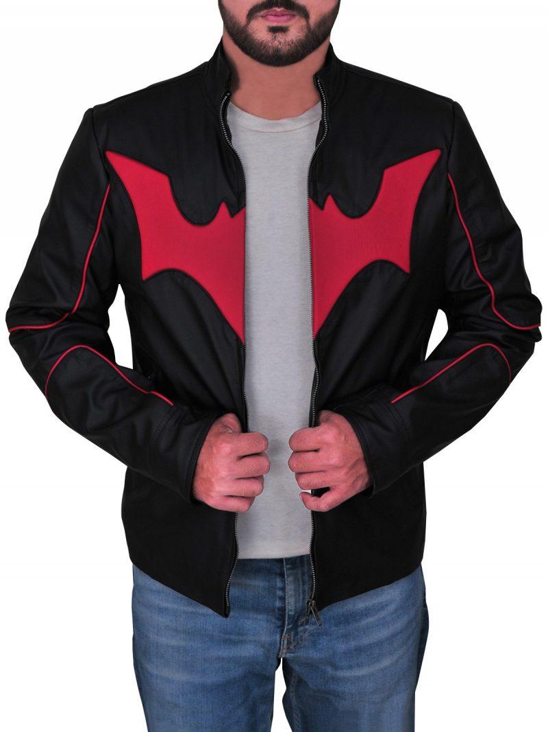 Batman Beyond Terry Mcginnis Jacket