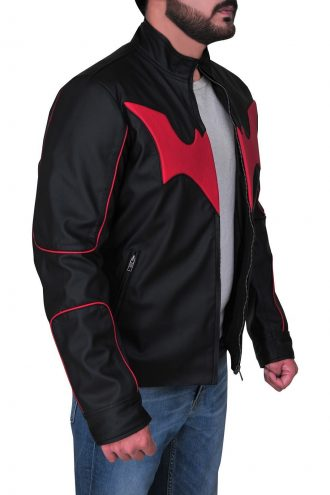 Batman Beyond Terry Mcginnis Cosplay Jacket