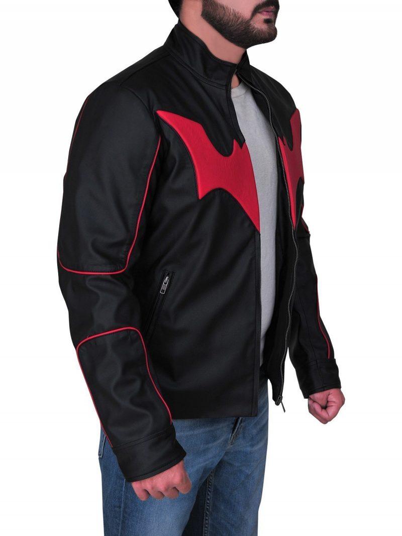 Batman Beyond Terry Mcginnis Cosplay Jacket
