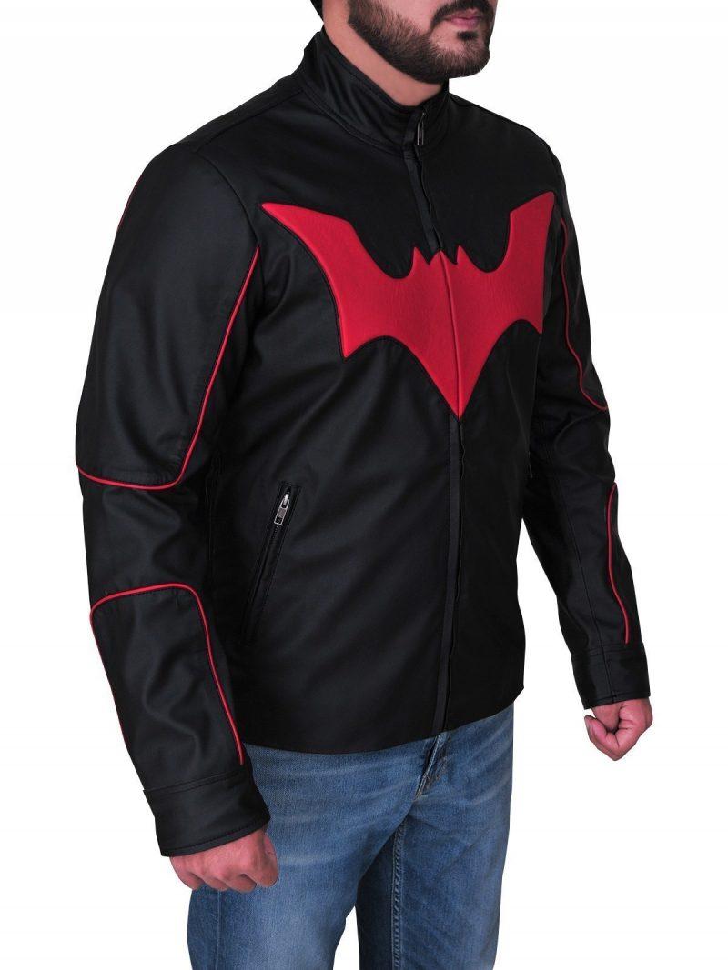 Batman Beyond Terry Mcginnis Costume Jacket