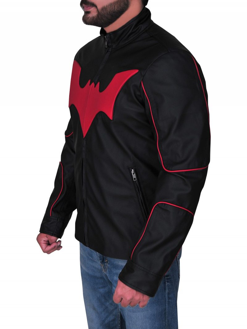 Terry Mcginnis Batman Beyond Costume Jacket