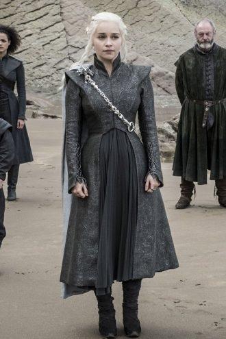 Daenerys Targaryen Game Of Thrones Costume Wool Coat